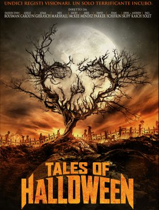 tales of halloween dvd