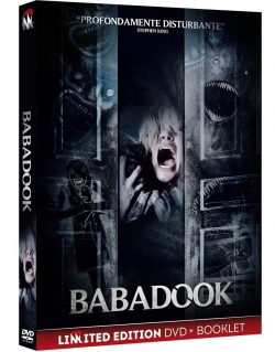 Babadook Il Film Midnight Factory DVD